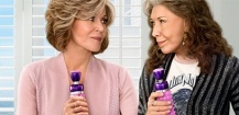 Une saison 4 poour Grace and Frankie